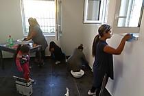 Čistenie a maľovanie Lačho Pastiris